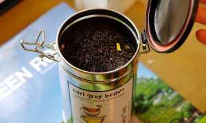 «Эрл Грей» или черный чай с бергамотом
