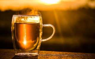 Горячий чай в жару: правда или миф?