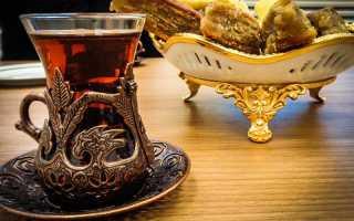 Традиционный азербайджанский чай