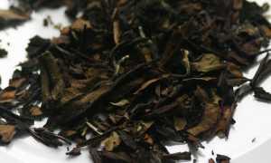 Элитный белый чай «Шоу Мэй» или «Брови старца»