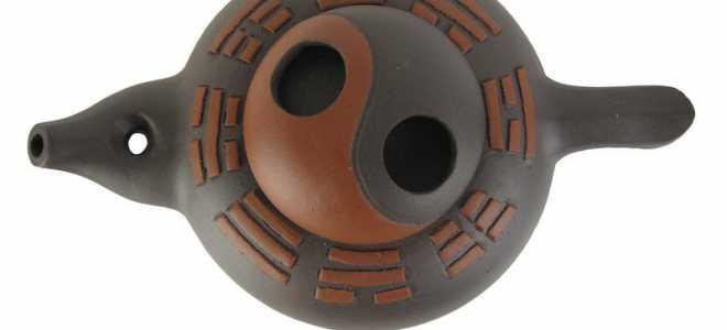 Заварочные чайники из исинской глины