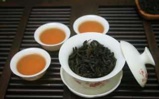 Полный обзор легендарного чая Да Хун Пао