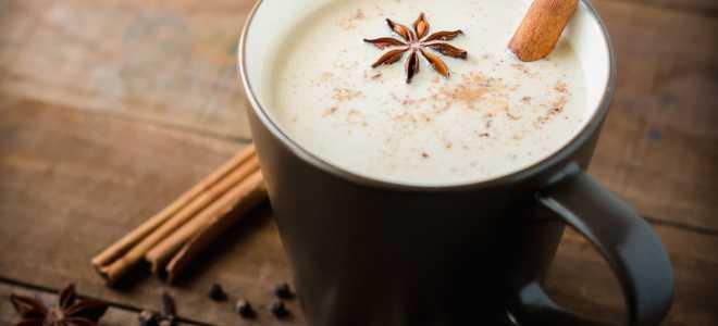 Индийский чай «Масала» — Chai Latte