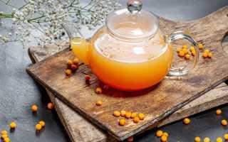 Полезные свойства чая из облепихи