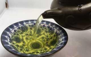 Улун Те Гуань Инь – напиток с опьяняющим эффектом
