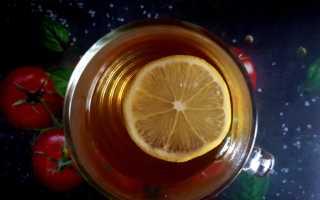Все, что нужно знать о чае с лимоном