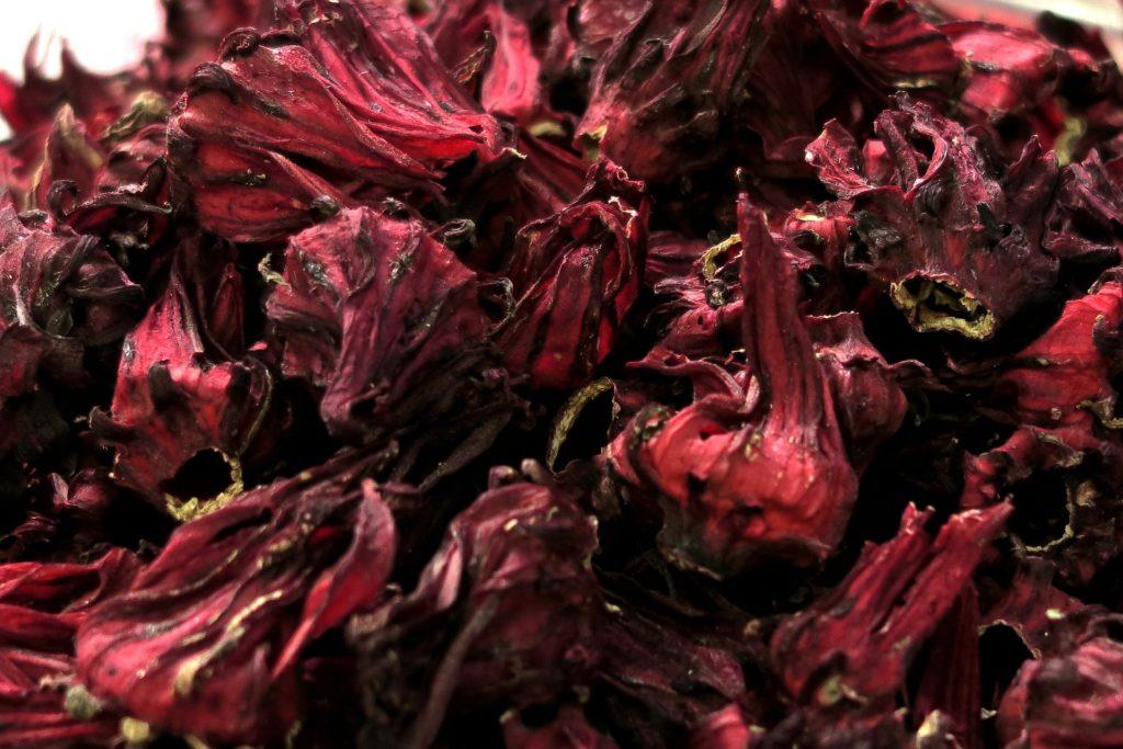 Hibiscus sabdariffa - розелла, или гибискус сабдариффа