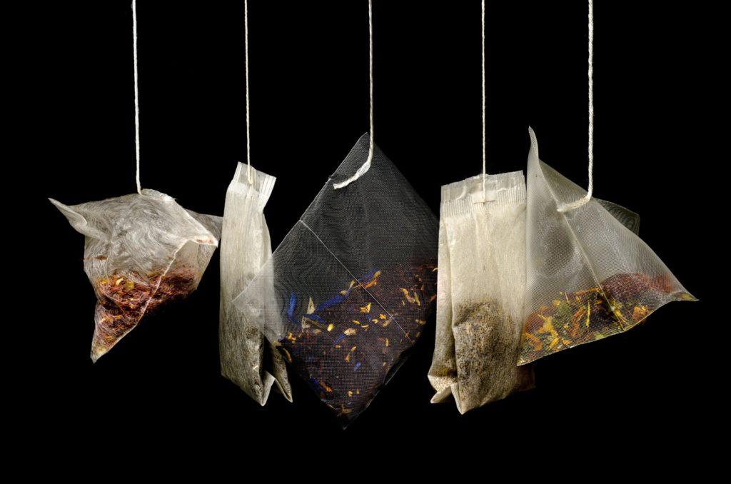 Травяные чаи в пакетиках