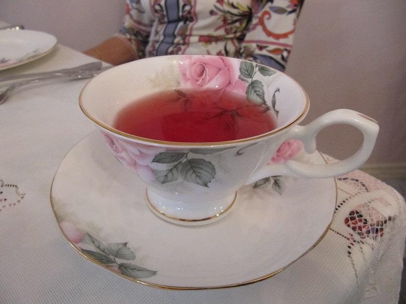 каркаде чай заваривание
