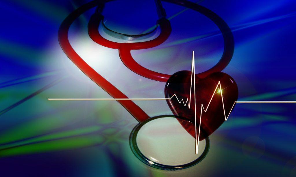 Сердце и фонендоскоп