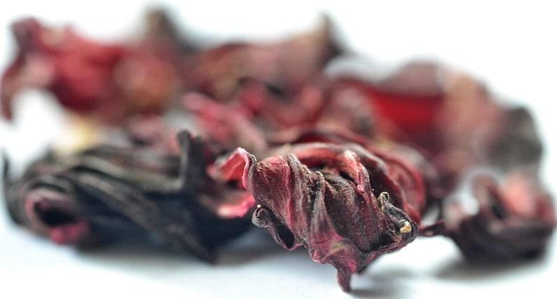 Высушенная суданская роза