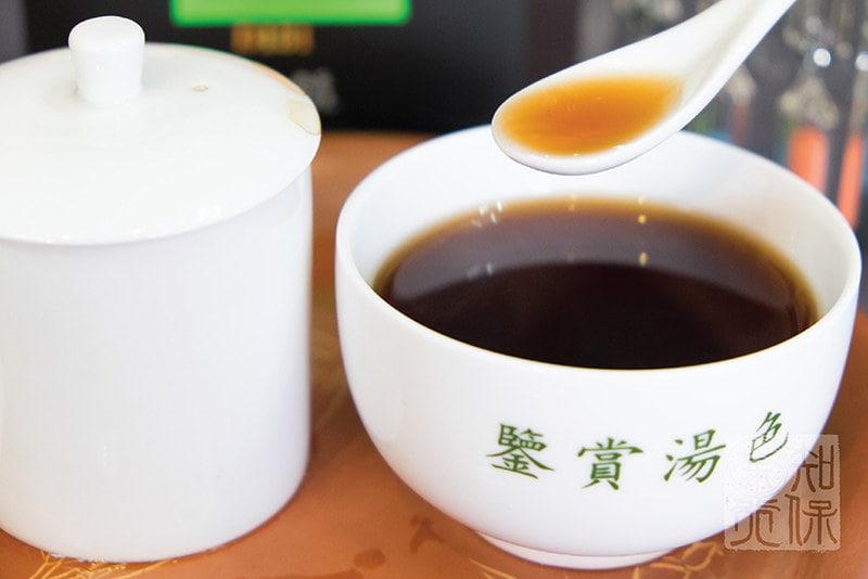 Шу Гун Тин пуэр в чашке