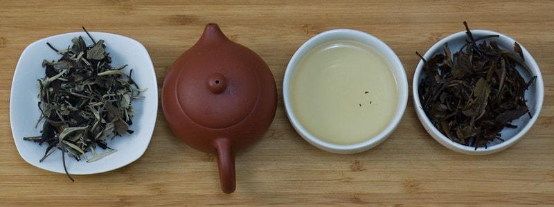 Этапы заваривания чая