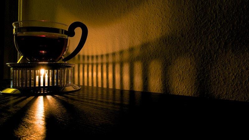 Ночное чаепитие
