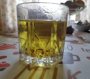 стакан чая хельба