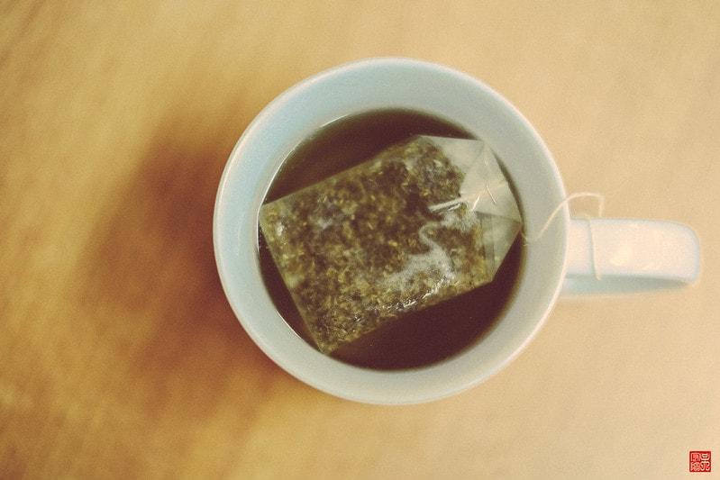 фито чай из ромашки
