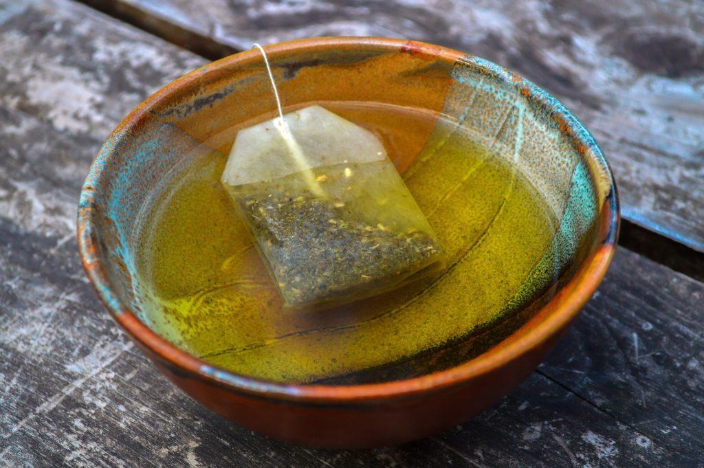 пакетик чая мочегонного