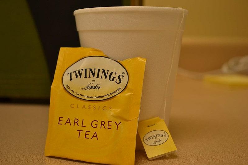 Чай с бергамотом Earl grey