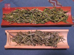 """Желтый чай с озера Дунтин - """"Цзюнь Шань Инь Чжэнь"""""""
