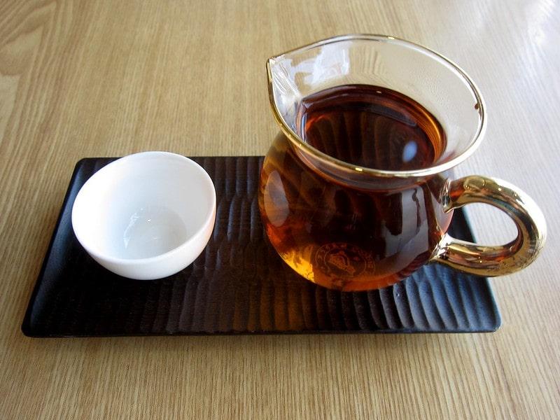 Лапсанг Сушонг чай