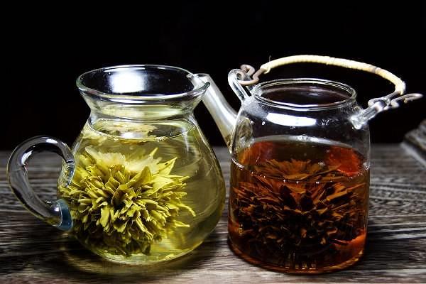 Виды связанного чая
