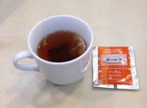 Пакетированный ассамский чай