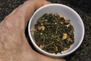 Среднелистовой чай дарджилинг