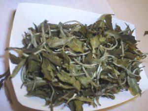 Зеленый чай ассам