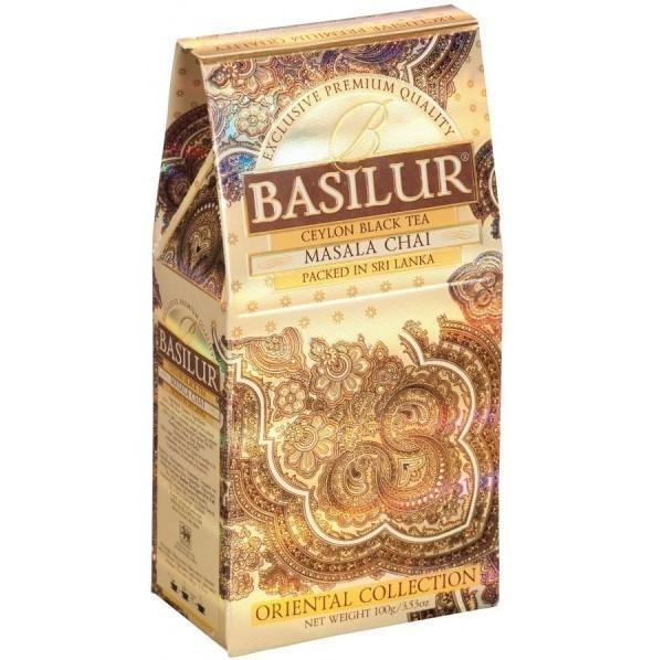 Базилур масала чай