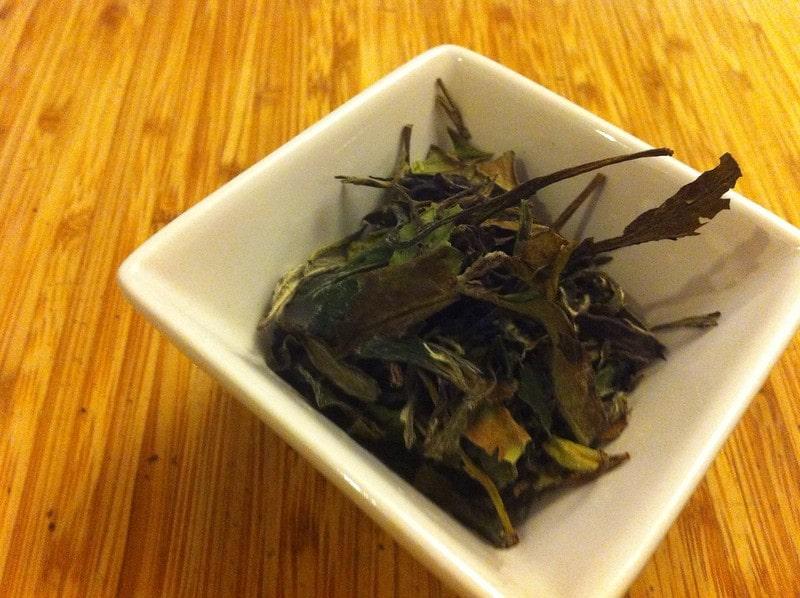 """Китайский белый чай """"Шоу Мэй"""""""