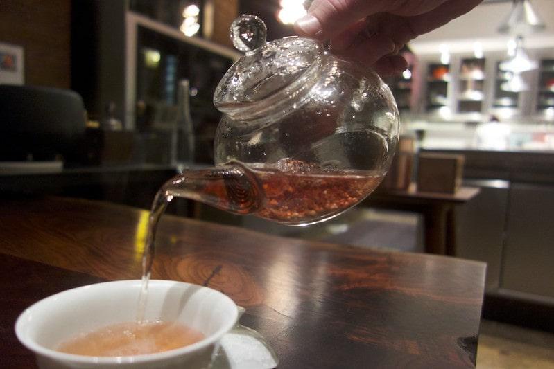 Гречишный китайский чай