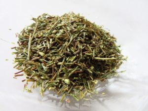 Зеленый ройбуш