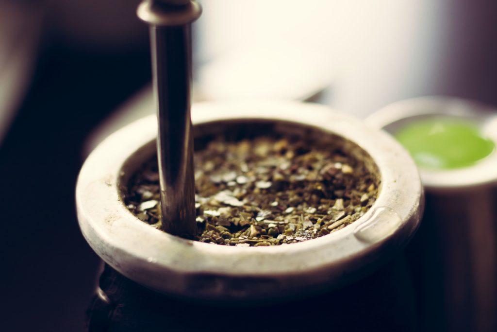 Матэ чай приготовление