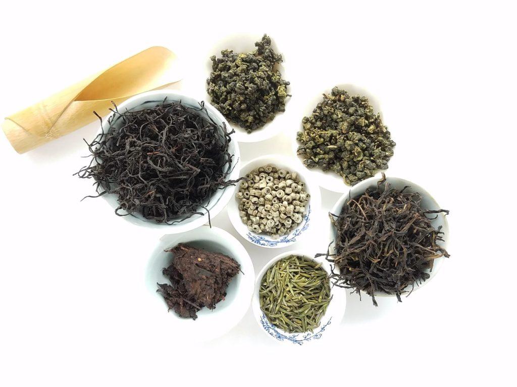 разновидности чайных сортов