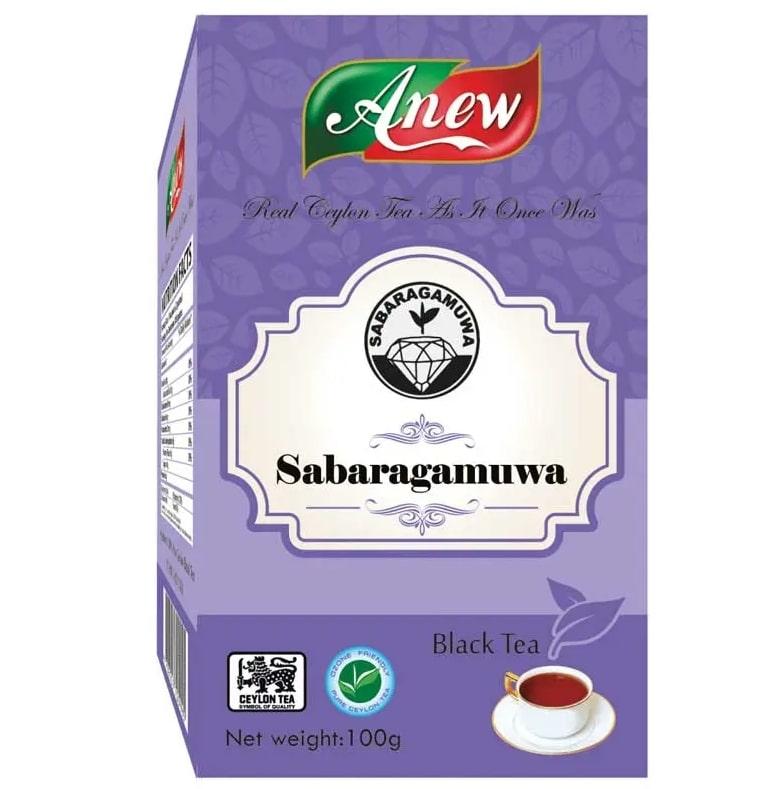 Сабарагамува (Sabaragamuwa) чай