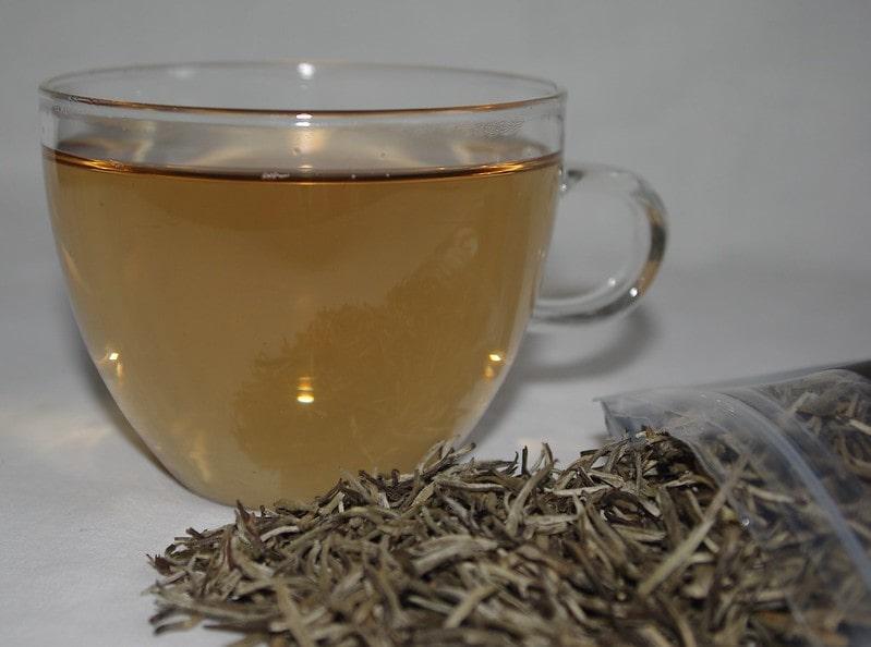 Белый цейлонский чай