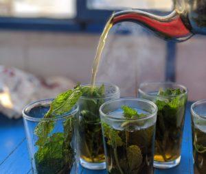 Чай по маррокански
