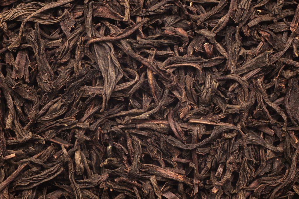 Черный чай (листья заварки)